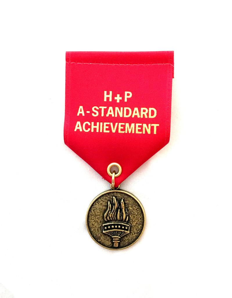 a standard ribbon