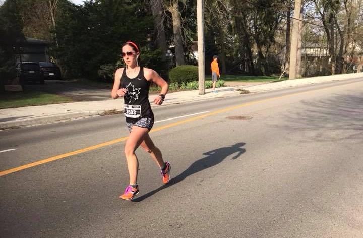 gillian willard mississauga marathon health and performance 2018