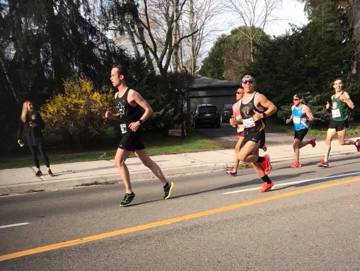 graham stonebridge mississauga marathon health and performance 2018