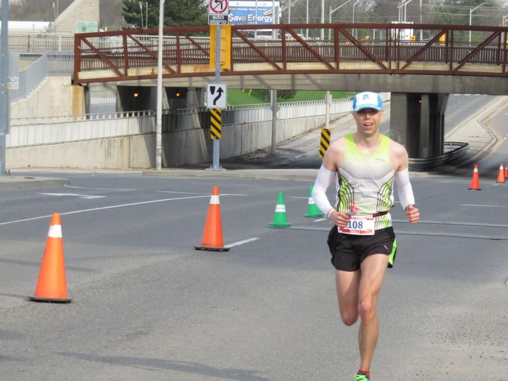 greg cartmell mississauga marathon 2018 health and performance