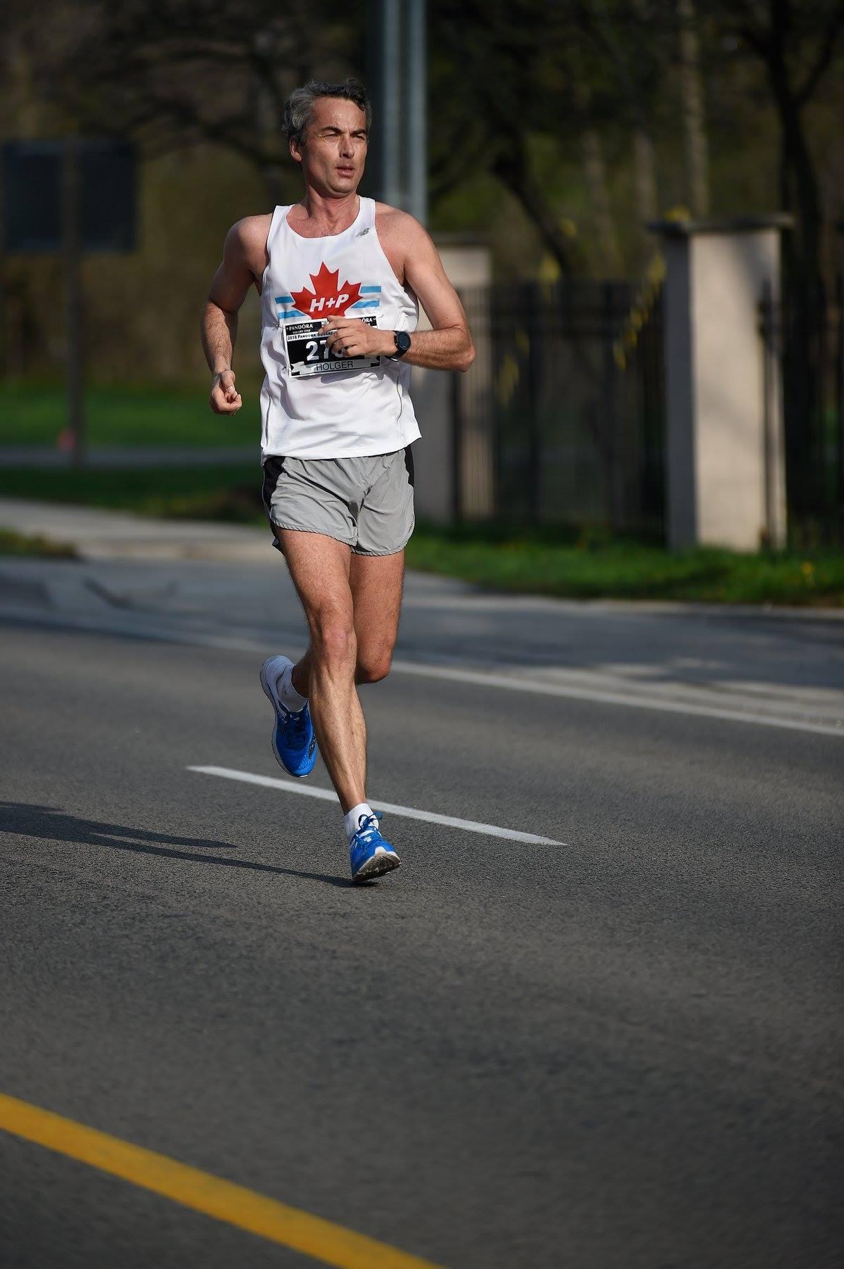 holger kleinke mississauga marathon health and performance 2018