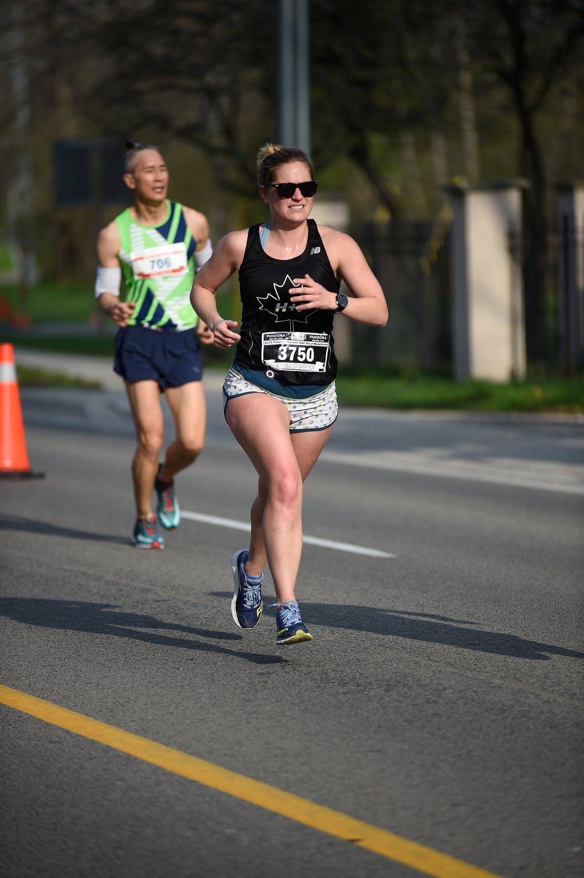kailey haddock mississauga marathon health and performance 2018