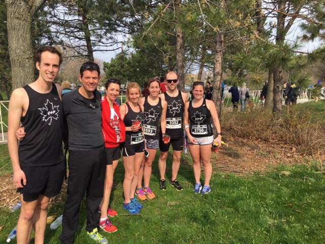 mississauga marathon health and performance 2018
