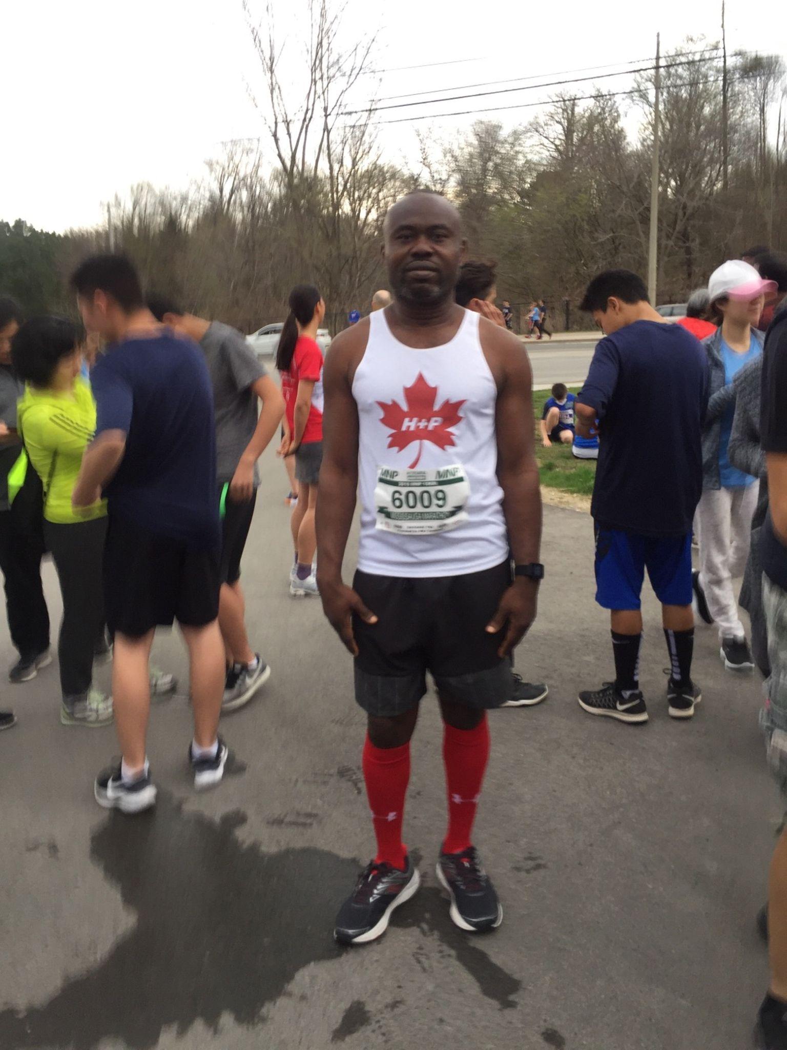 ola mississauga marathon 2018 health and performance