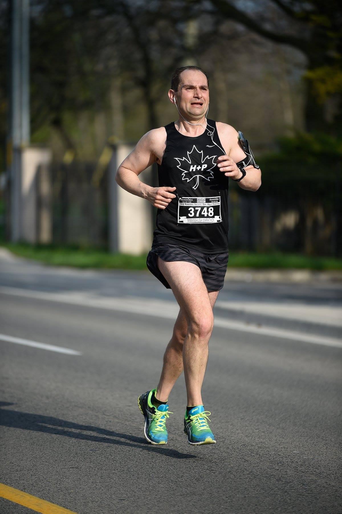 robert gudzak mississauga marathon health and performance 2018