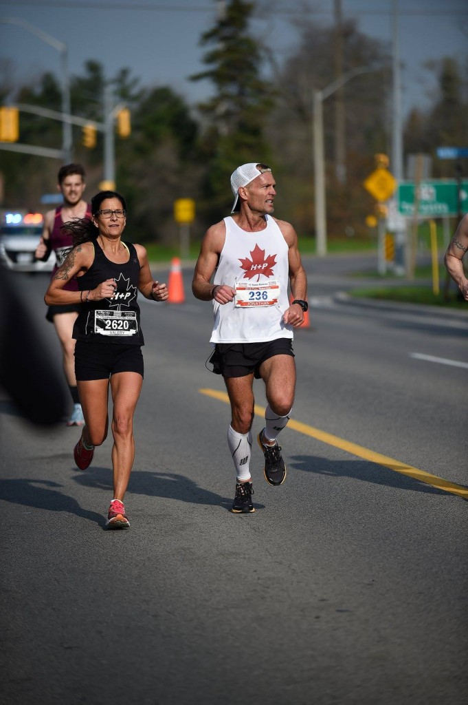 valery hobson jonathan fugelsang mississauga marathon health and performance 2018