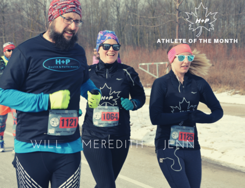 H+P Athlete of the Month: February 2019