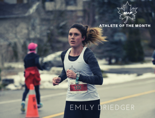 H+P ATHLETE OF THE MONTH: MARCH 2019