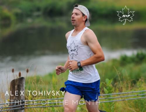 H+P Athlete of the Month: October 2019